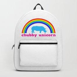 Chubby unicorn Backpack