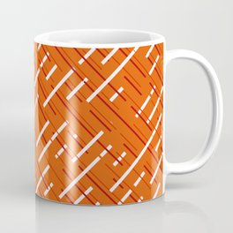 digital weaving 05 Coffee Mug