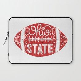 Ohio State Football Laptop Sleeve
