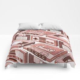 90's pattern Comforters
