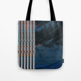 landscape collage #26 Tote Bag