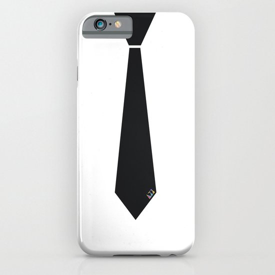 Initial Tie iPhone & iPod Case