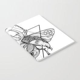 Occult Beetle II Notebook