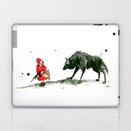 amazing little girl Laptop & iPad Skin