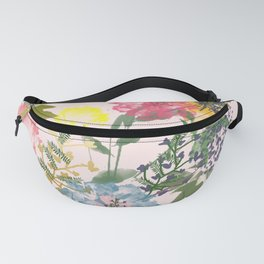 Vivacious #society6 #decor #buyart Fanny Pack