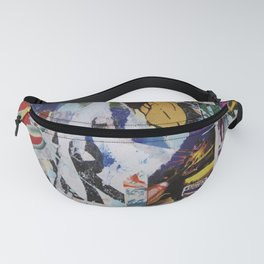 State Your Name Fanny Pack