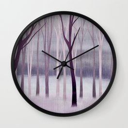 Whitehaven  Woods Dreamscape Wall Clock