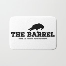 The Barrel Bath Mat