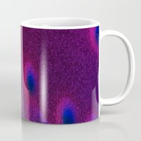 hot fuzz Mugs featuring Micro Fuzz by Stars Live Forever