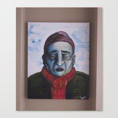 Acrylic on Canvas Painting Canvas Print