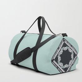 Hiking Trails-Strong as Nails Duffle Bag