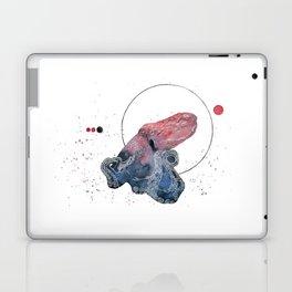 Red Octopus Laptop & iPad Skin