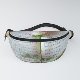 Mother's Rose Fanny Pack