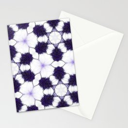 Purple Passion Pattern 5 Stationery Cards