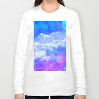 heaven Long Sleeve T-shirts featuring Heaven by Cale potts Art