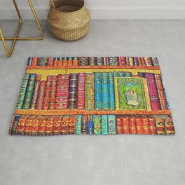 Library Rug