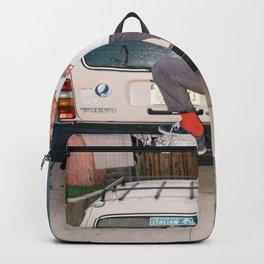 Mac Demarco Italian Meme Backpack