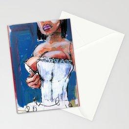 lady olive Stationery Cards