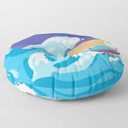 The Odyssey Floor Pillow