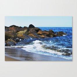 Plum Island Canvas Print