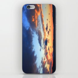 Athens Sunset iPhone Skin