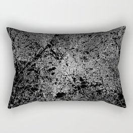 Atlanta map Georgia Rectangular Pillow