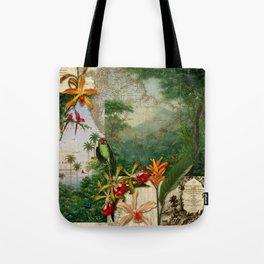 America do Sul Tote Bag