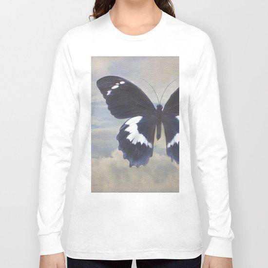 Butterfly Sky Long Sleeve T-shirt
