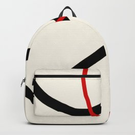 abstract minimal 46 Backpack