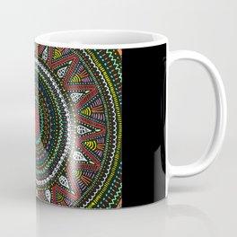Colorful Mandala Coffee Mug