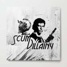Scum & Villainy Metal Print