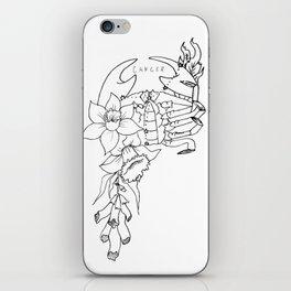 // Cancer // iPhone Skin