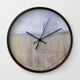 No-man's-land Wall Clock