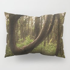 The Twisted Tree Pillow Sham