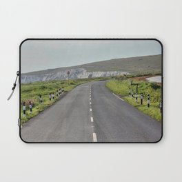 Road to the Hills Laptop Sleeve