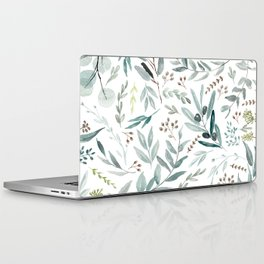 Eucalyptus pattern Laptop & iPad Skin