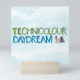 Technicolour Daydream Mini Art Print