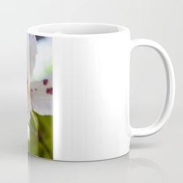 Orchid White Coffee Mug