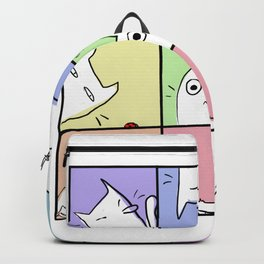 My Cat (PARTY)` Backpack