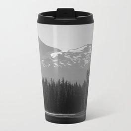 Lake Mist Travel Mug
