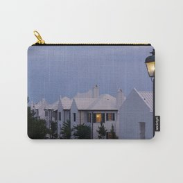 White Houses Carry-All Pouch