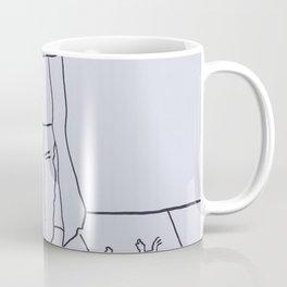 Tintin and Snowy Coffee Mug