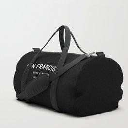 San Francisco - CA, USA (Arc) Duffle Bag