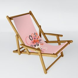 Cool to be Kind Sling Chair