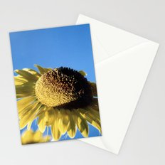Bulging Sunflower Stationery Cards