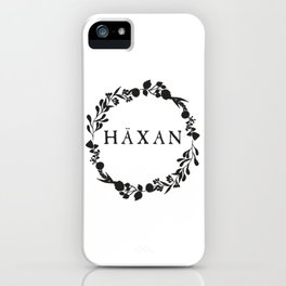 Häxan iPhone Case