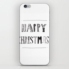Happy Christmas! #2 iPhone & iPod Skin