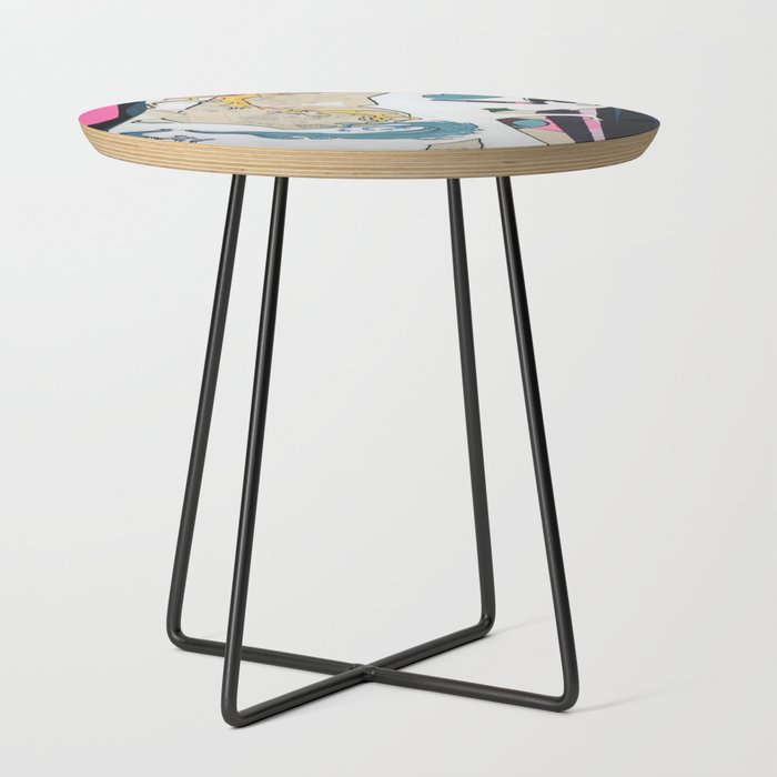 euphemism_Side_Table_by_Timothy__Black__Round