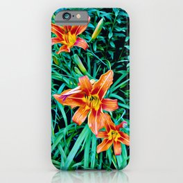 Lilies 2020 iPhone Case