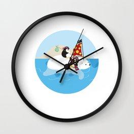 Seaman Wall Clocks For Any Decor Style Society6
